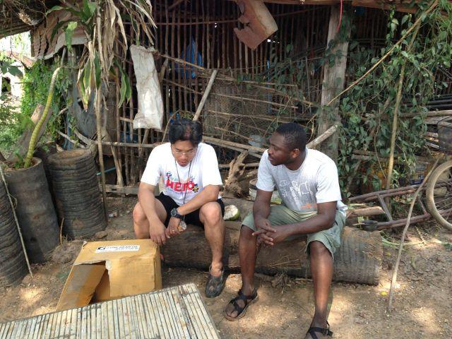 Nut and Kweku