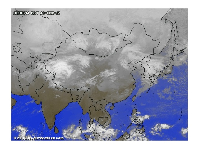 SE Asia weather