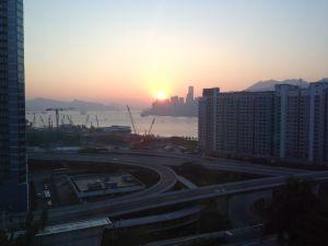 HK awakens