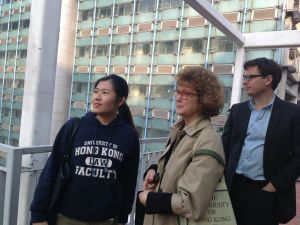 Hong Kong university 4