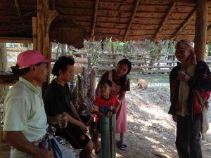 Karen village 1