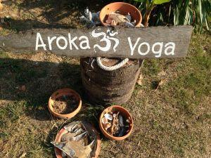 Aroka Yoga!